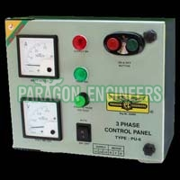 3 Phase Submersible Pump Control Panel (PU-6)