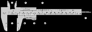 Vernier Calipers 02