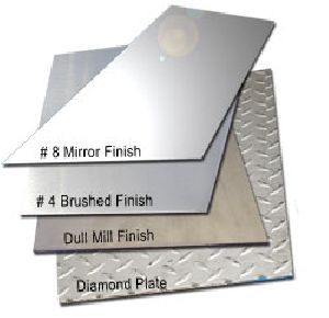 Stainless Steel Plates 06