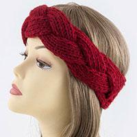 Crossover Knit Headwrap