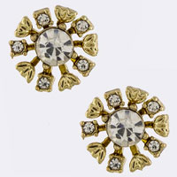 Crystal Earring (E25196#1)