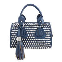 Crystal Encrusted Handbag