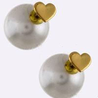 Double Sided Earring (E25261#1)