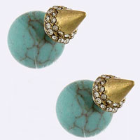 Double Sided Earring (EPE0722#2)