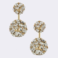 Double Sided Earring (EVE0403#2)