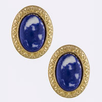 Gemstone Earring (ETE0023#5)