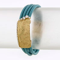 Leather Bracelet (BC607108)