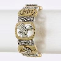 Metal Bracelet (B2433#3)