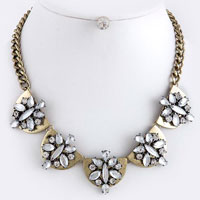 Trendy Necklace (N70283#1)