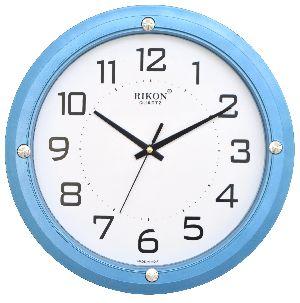 407 BLUE Economic Wall Clock