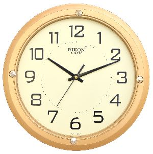 407 GOLDSIL Economic Wall Clock