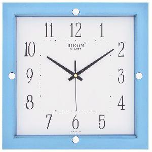 417 BLUE Economic Wall Clock