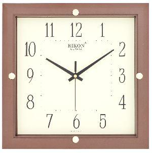 417 BROWN Economic Wall Clock