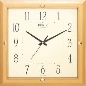 417 GOLDSIL Economic Wall Clock