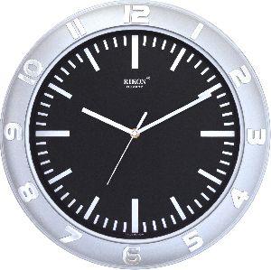 507 SILVER Economic Wall Clock