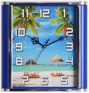 561-PIC 14 Economic Wall Clock