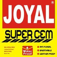Waterproof Cement Paint (Joyal Super Cem)
