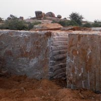 Granite Rough Blocks
