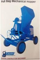 Full Bag Mechanical Hopper Concrete Mixer Machine