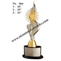 Brass & Aluminium Trophy