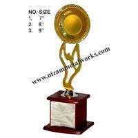 Brass Sports Trophy