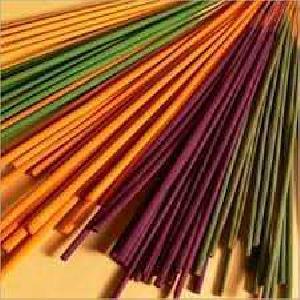 Colored Agarbatti