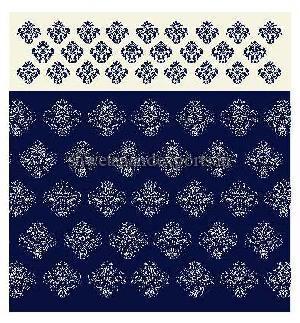 Blended Stripe Fabric