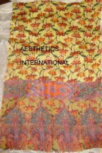 Digital Print Scarves