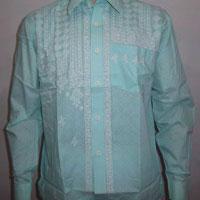 Chikankari Full Sleeve Shirt