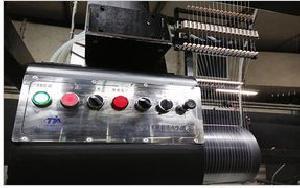0001 Polyester High Speed Spinning Machine