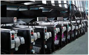 018 Polyester High Speed Spinning Machine