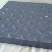 FRP Chequered Plate Fabrication