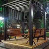 FRP Garden Pergola