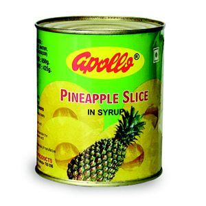 Pineapple Slice in Syrup