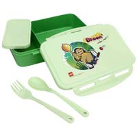 Enigma Plastic Lunch Box