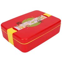 Lunch Mate Plastic Lunch Box