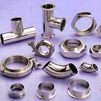 Steel Dairy Fittings