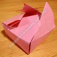 Interlocking Paper Box