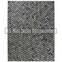 Design No. Leather rug (17)