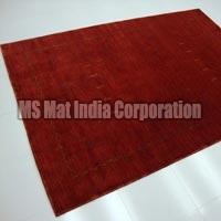 Hand Knotted Woolen Carpet 02
