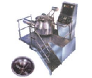 Rapid Mixer Granulators machine