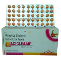 Anti Diabetic Tablets