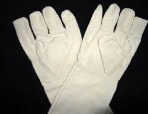 Leather Welding Gloves 02