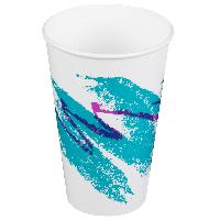 Poly Coated Paper Cold Drink Cup