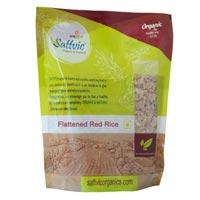 Organic Flattened Rice