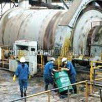 Ball Mill Installation