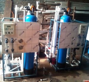Commercial Reverse Osmosis Plant 01