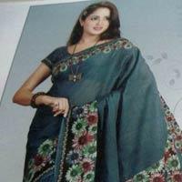 Designer Cotton Saree (05)