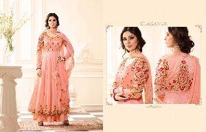 Designer Ladies Dress Material 02