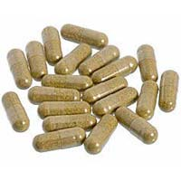 Herbal Pain Reliever Capsules